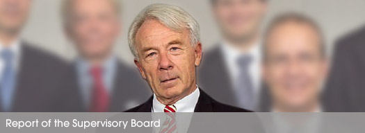 Report of the Supervisory Board (Picture)