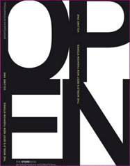 Bookcover Open - The Storebook (Picture)
